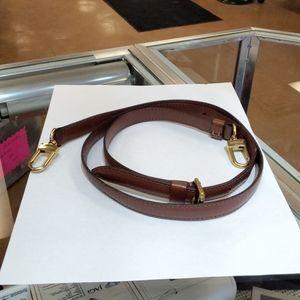 Authentic Louis Vuitton Vachetta Strap 47 Inches